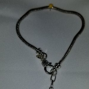 Jewelry - Sterling silver charm bracket